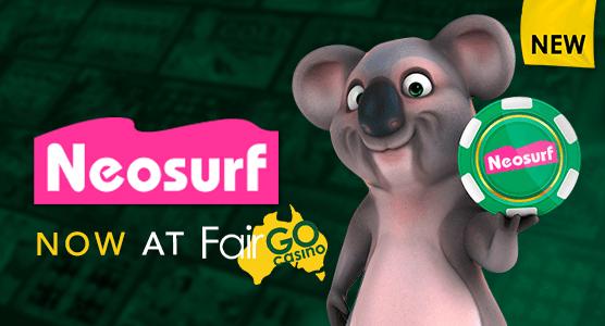 Neosurf casinos Australia - Neosurf cards / vouchers