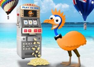 EMU casino login Australia