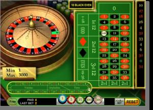 Online roulette Australia 2020