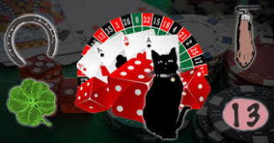 Casino and gambling superstitions