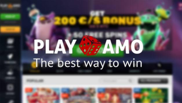 Playamo Casino - Bonus codes with free spins